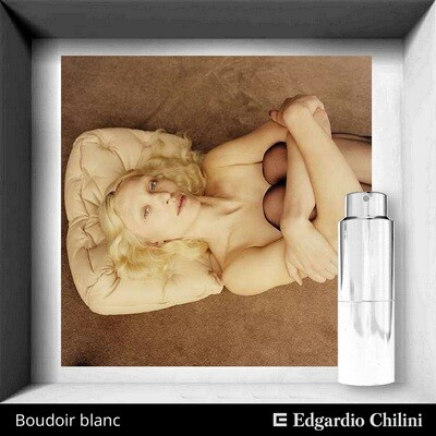 Edgardio Chilini Boudoir blanc