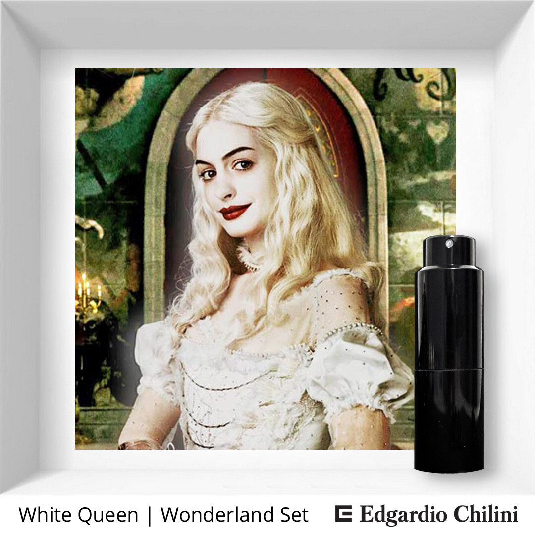 Edgardio Chilini White Queen
