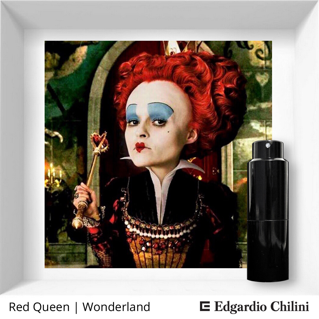 Edgardio Chilini​ Red Queen