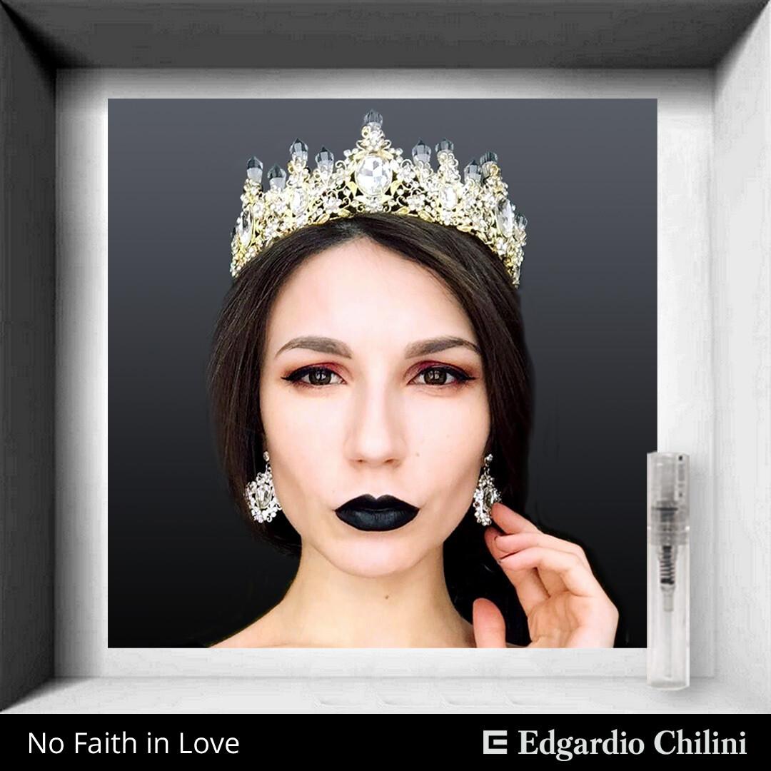 Edgardio Chilini No Faith In Love sample