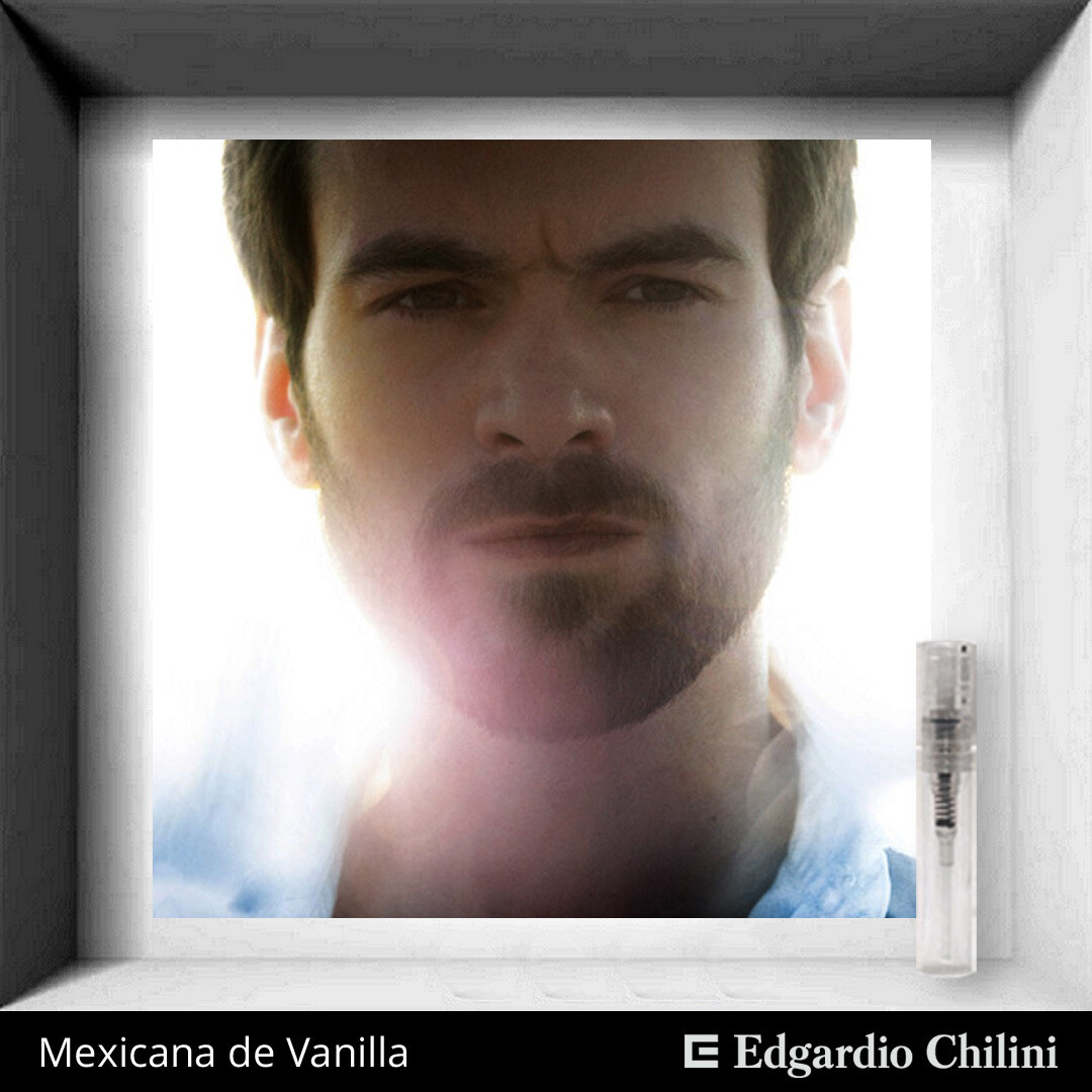 Edgardio Chilini Silver Olibanum sample