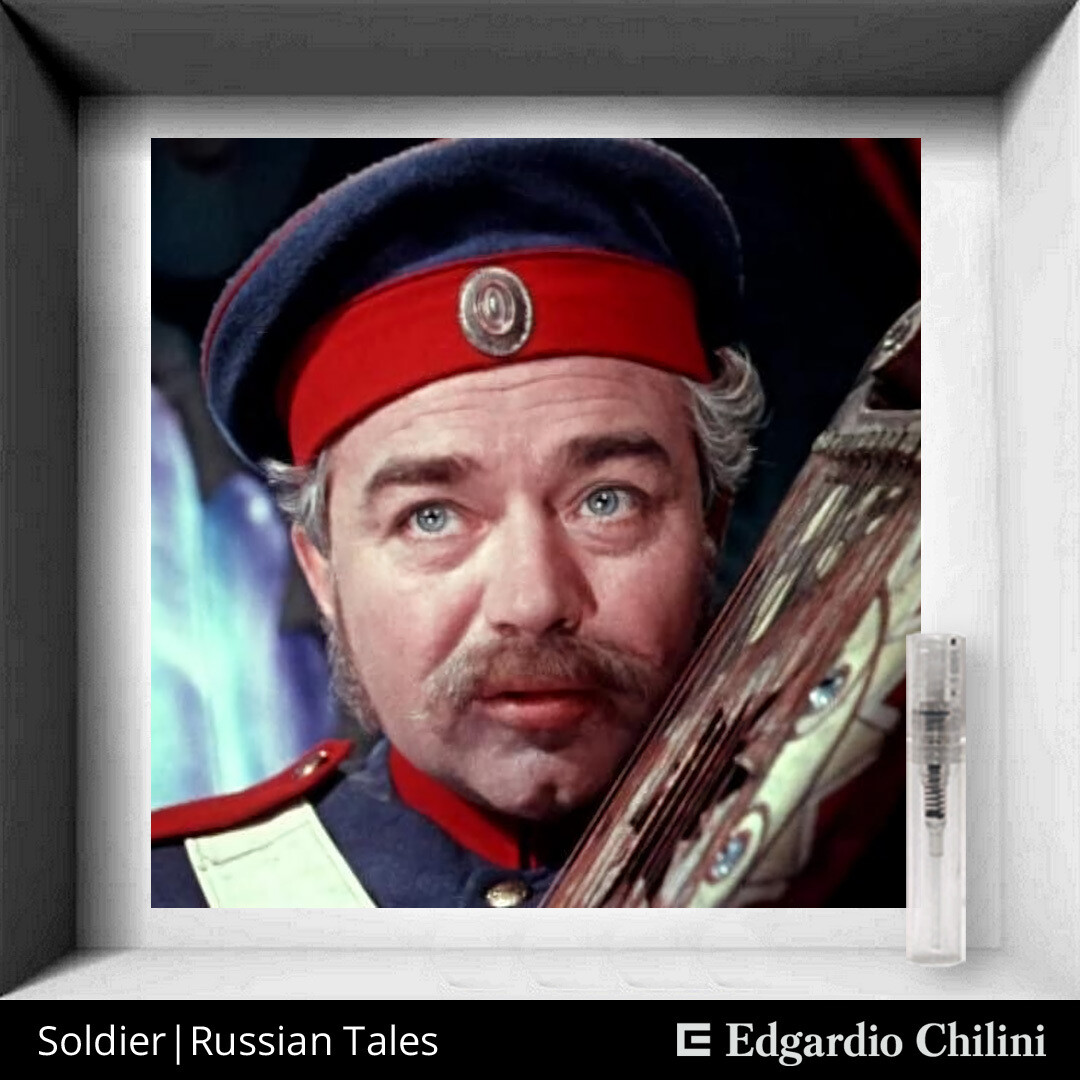 Edgardio Chilini Soldier Russian Tales sample