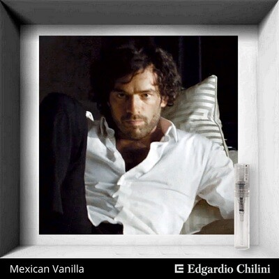Edgardio Chilini Mexican Vanilla sample