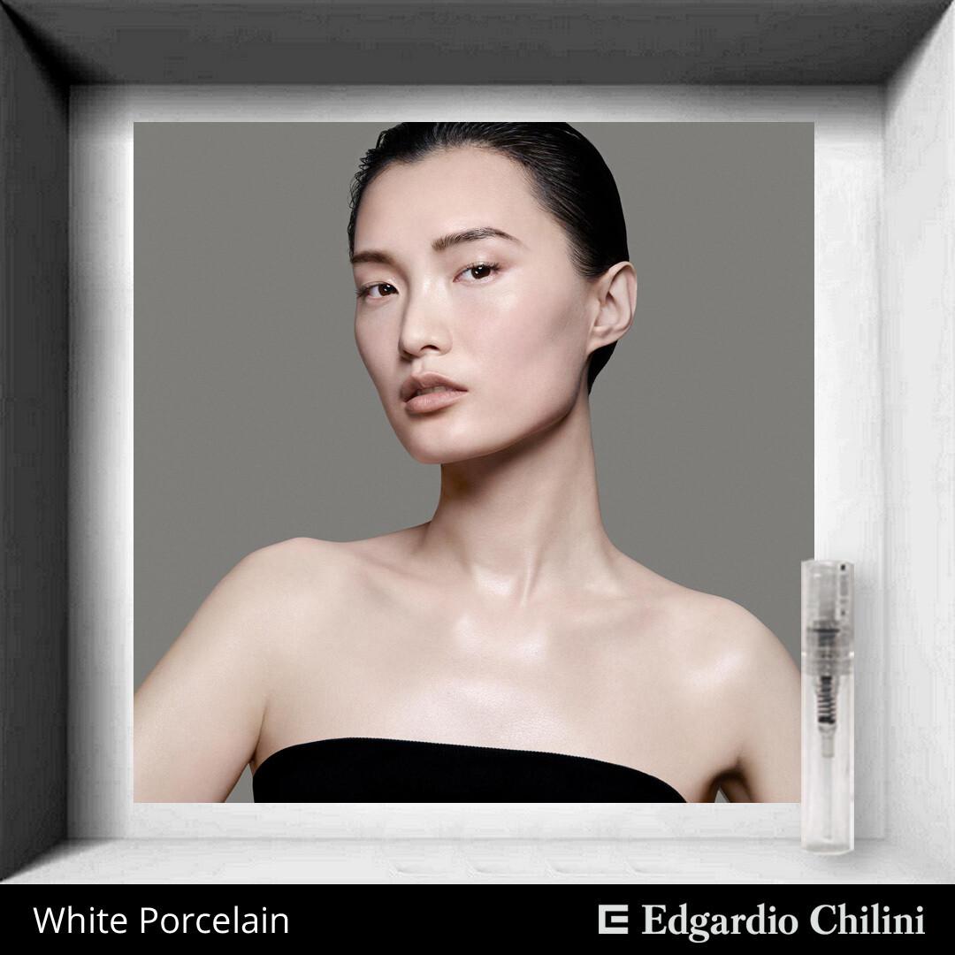White Porcelain Edgardio Chilini sample