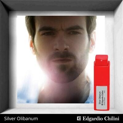 Edgardio Chilini, Silver Olibanum, oriental spicy fragrance