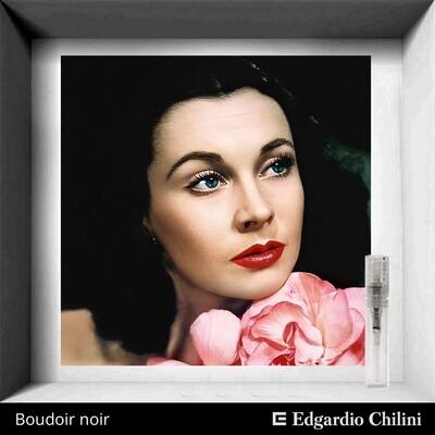 Edgardio Chilini Boudoir noir sample