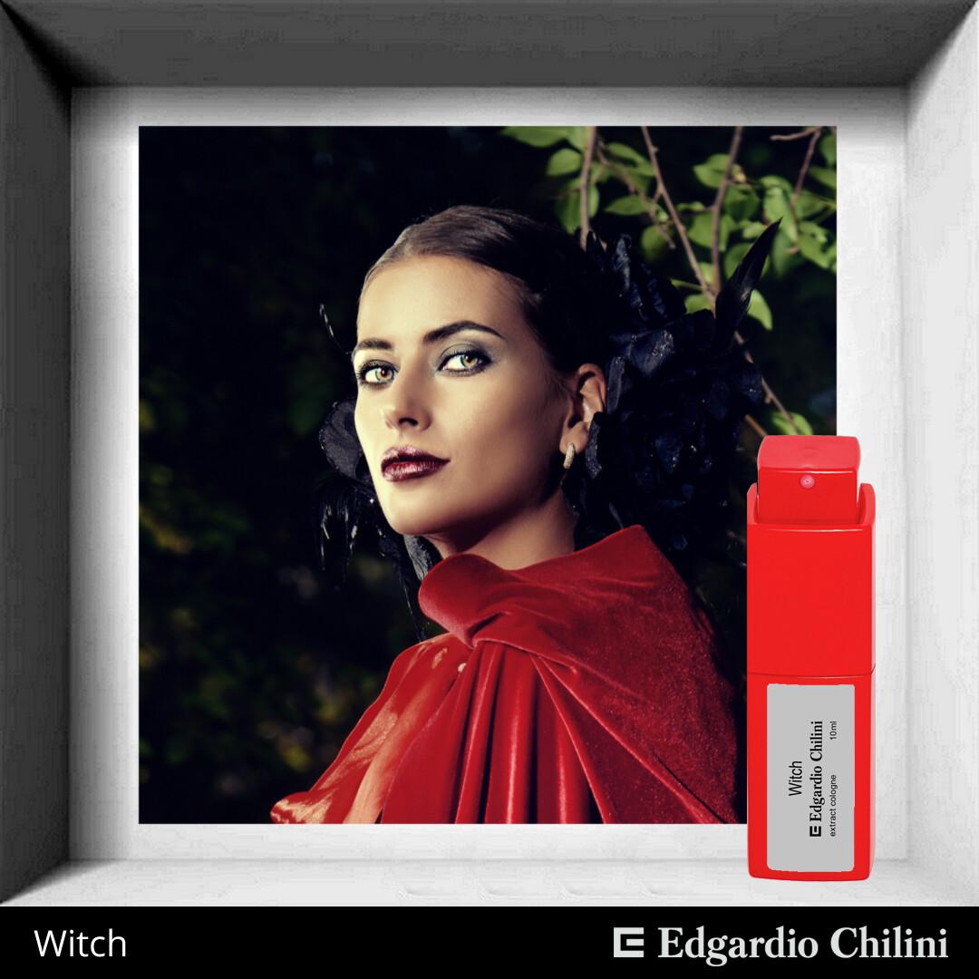 Edgardio Chilini, Witch, soft warm spicy fragrance