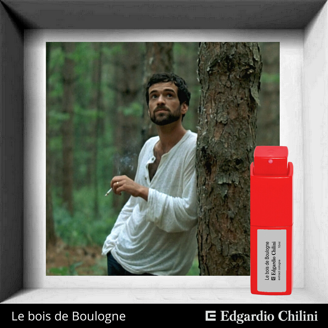 Edgardio Chilini, Le Bois de Boulogne, floral special fragrance