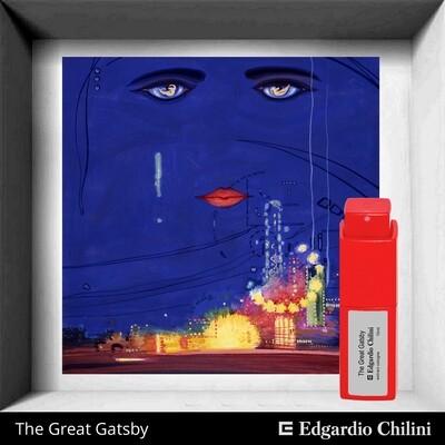 The Great Gatsby, Edgardio Chilini, iris fragrance
