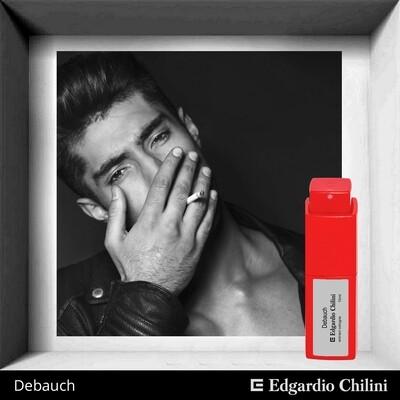Edgardio Chilini, Debauch, tar spicy fragrance