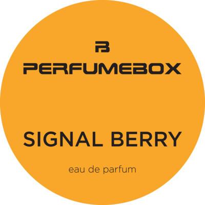 Perfumebox Signal Berry eau de parfum