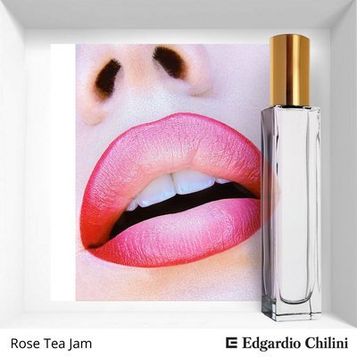 Edgardio Chilini Rose Petals home fragrance