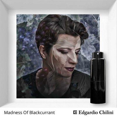 Edgardio Chilini, Madness Of Blackcurrant, realistic natural fragrance