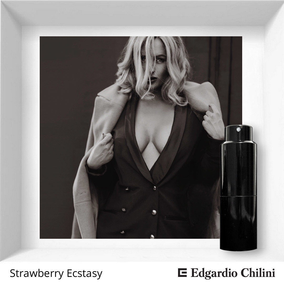 Edgardio Chilini, Strawberry Ecstasy, strawberry fragrance