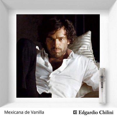 Edgardio Chilini Mexicana de Vanilla sample