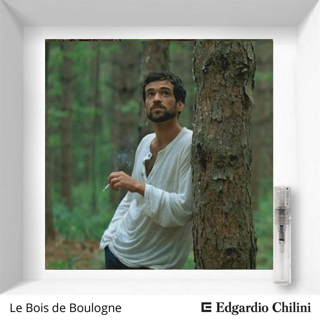Edgardio Chilini Le bois de Boulogne sample