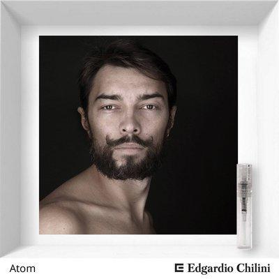 Энергичный древесный аромат Atom, Edgardio Chilini, 2 ml