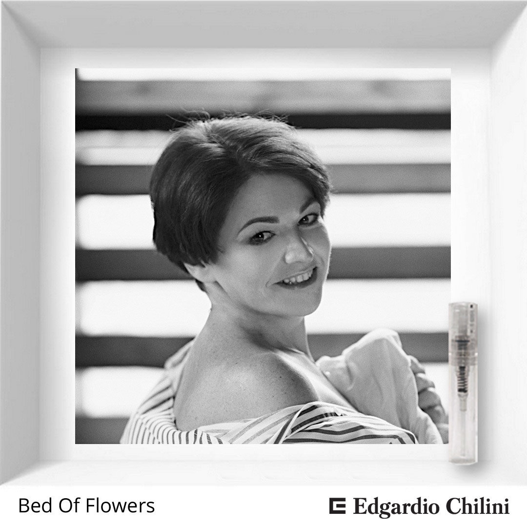 Edgardio Chilini Bed Of Flowers sample