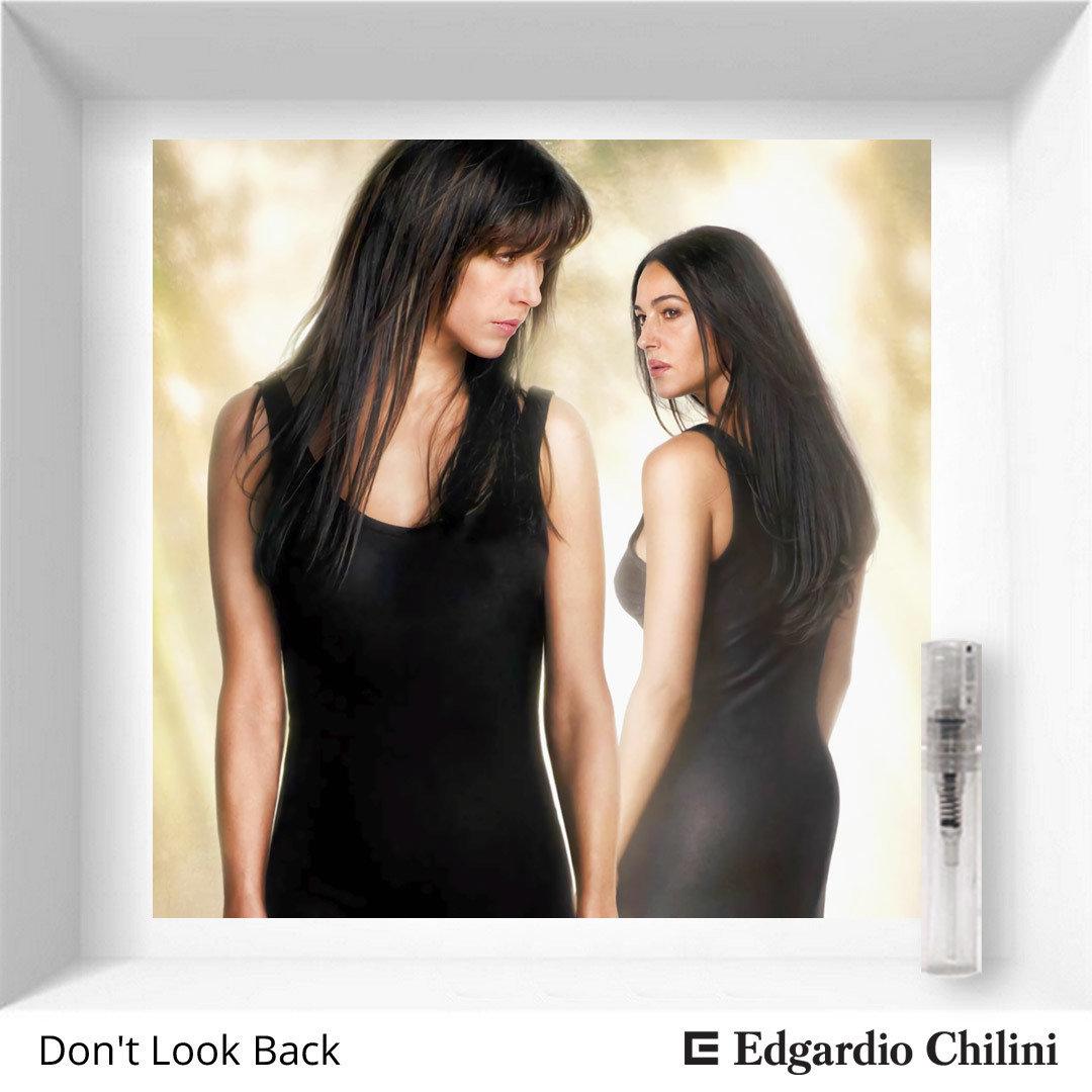 Цветочный фруктовый аромат Don't Look Back, Edgardio Chilini, 2 ml