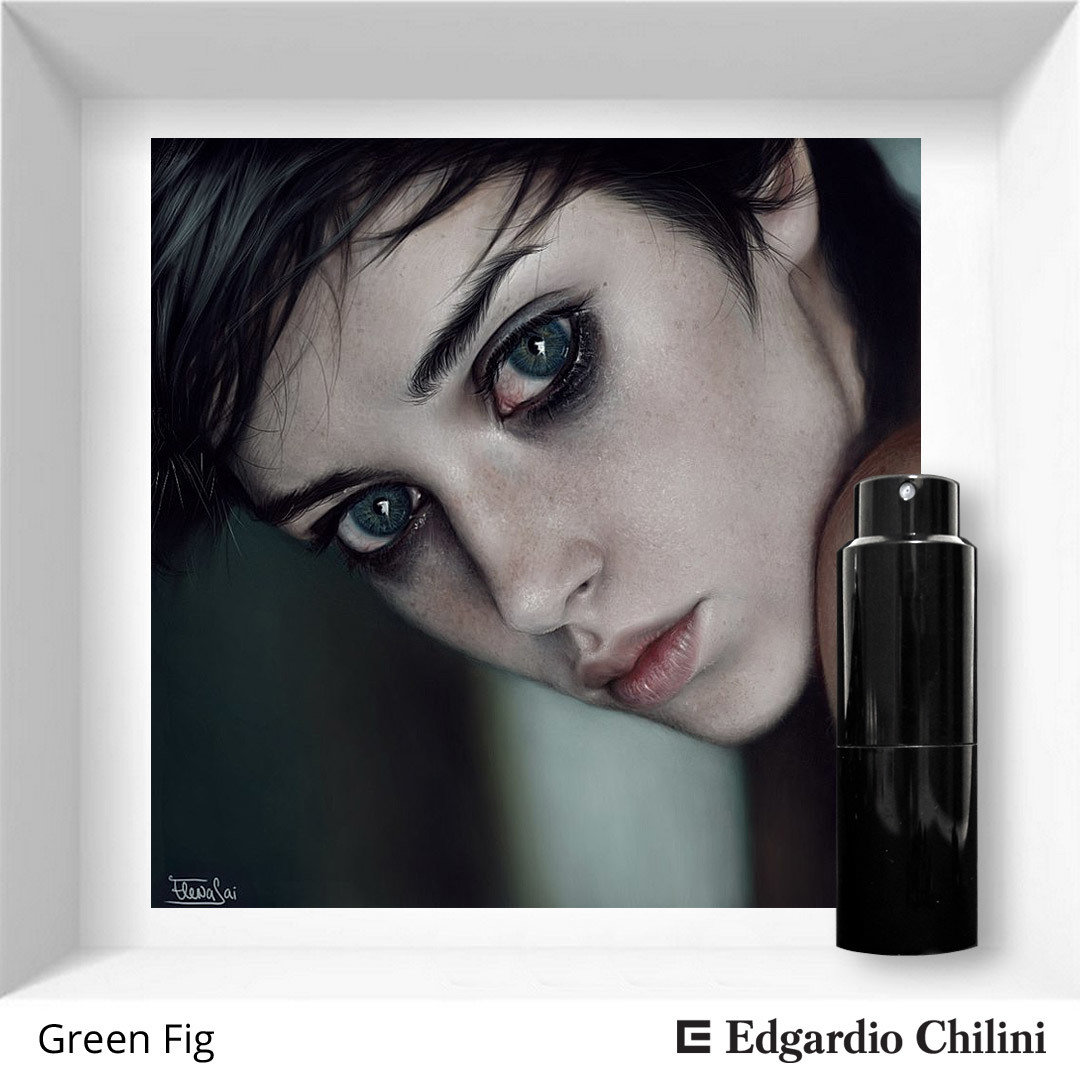 Edgardio Chilini Green Fig