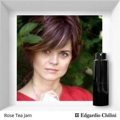 Edgardio Chilini Rose Tea Jam