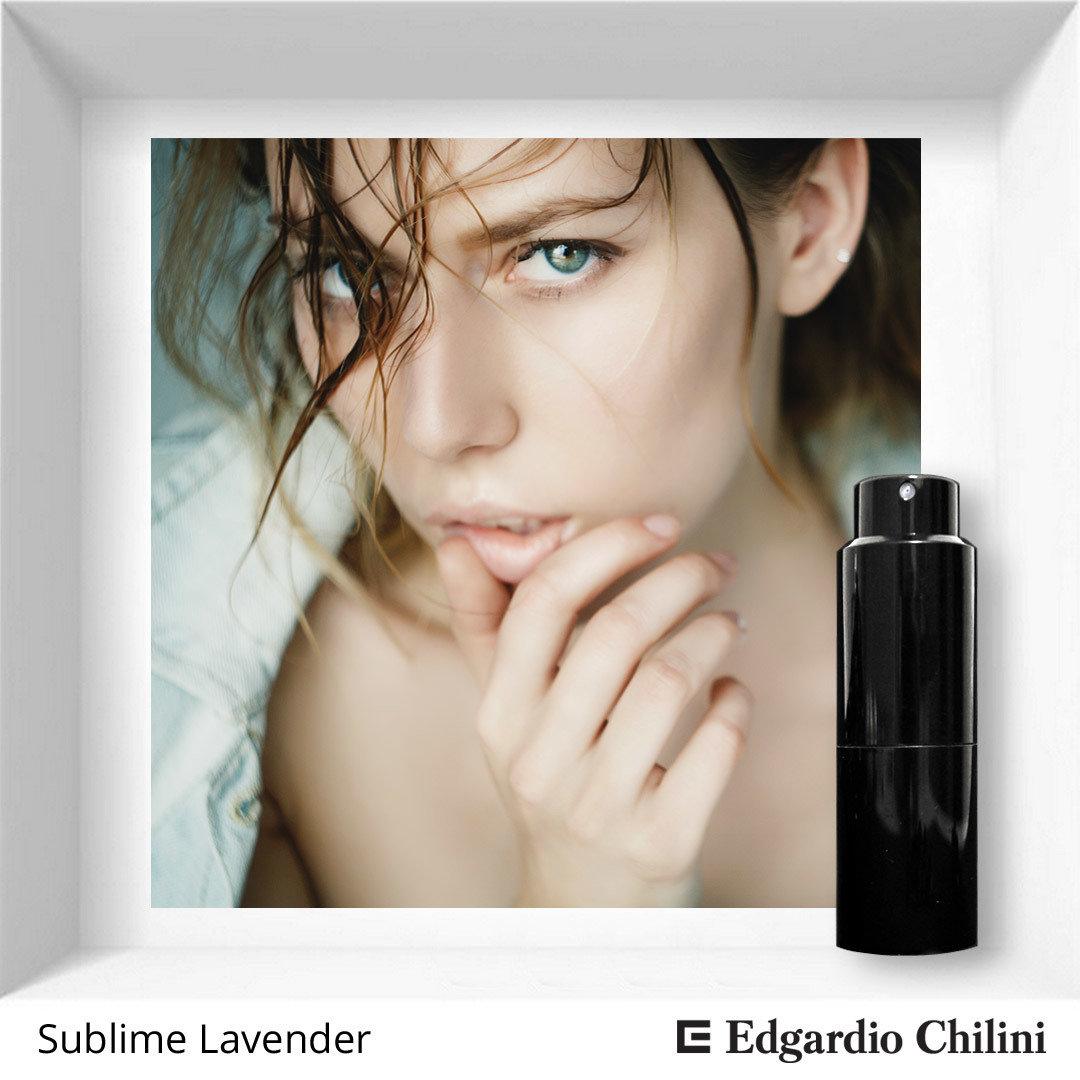 Edgardio Chilini, Sublime Lavender, lavender fragrance