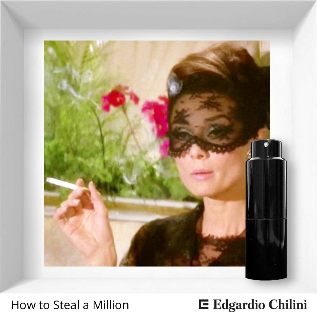 Edgardio Chilini, How To Steal A Million, delicate fragrance