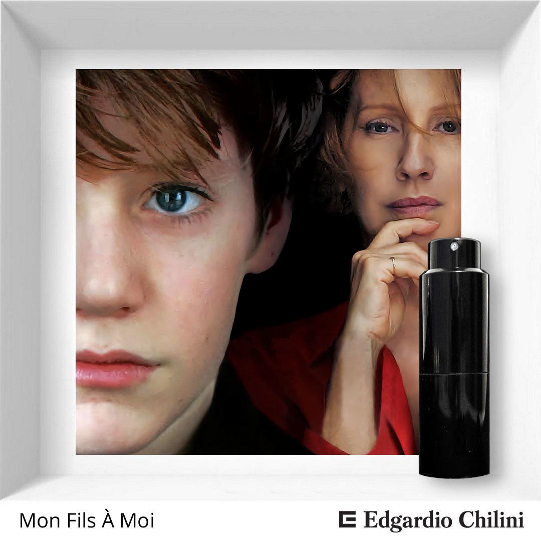 Edgardio Chilini Mon fils a moi