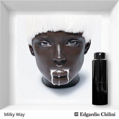 Edgardio Chilini, Milky Way, sweet milk fragrance