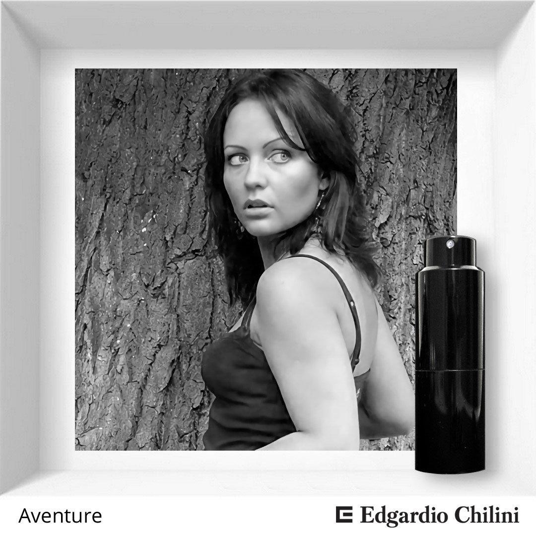 Edgardio Chilini, Aventure, flower fragrance
