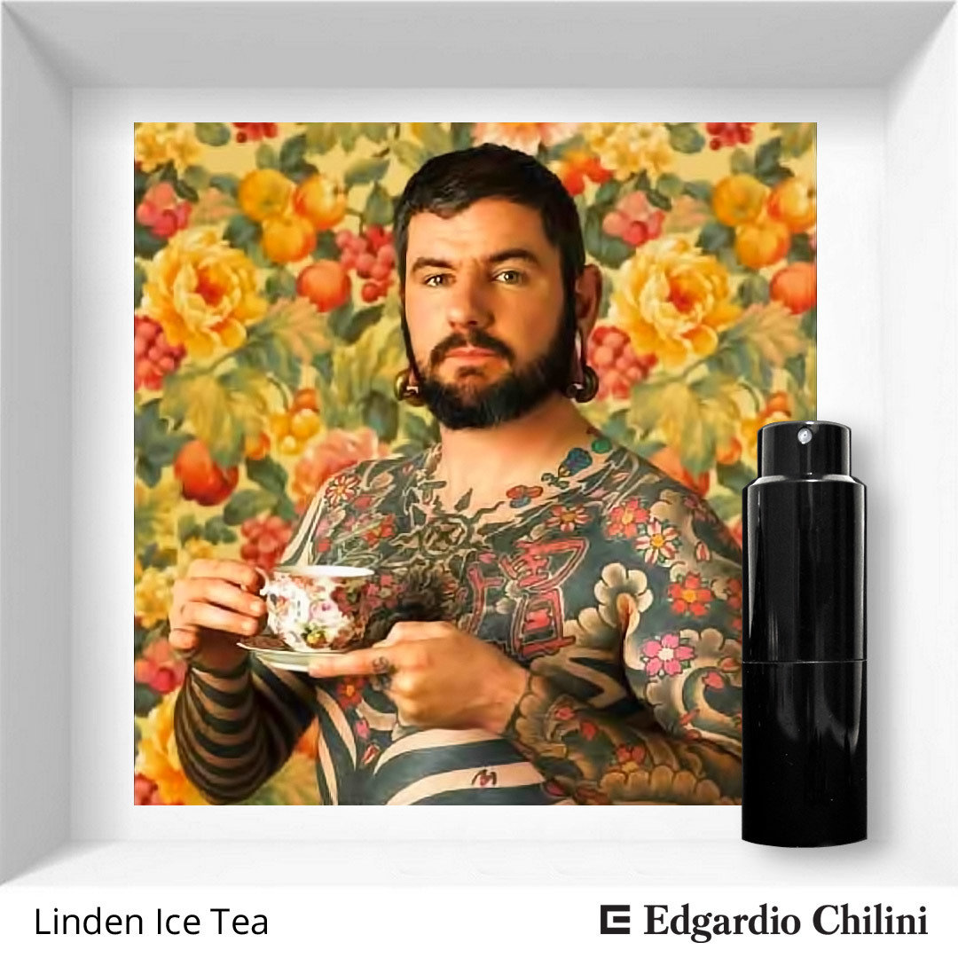 Edgardio Chilini, Linden Ice Tea, flower fragrance