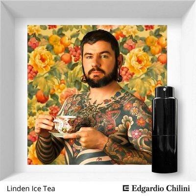 Edgardio Chilini, Linden Ice Tea, flower fragrance