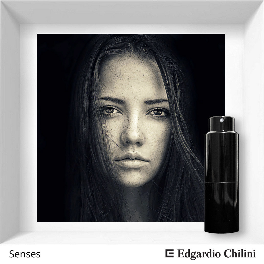 Edgardio Chilini, Senses, flower fragrance