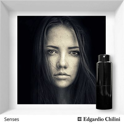 Edgardio Chilini, Senses, flower fragrance