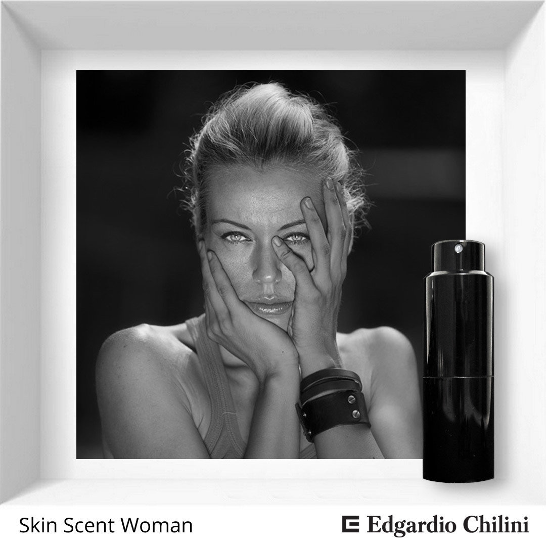 Edgardio Chilini Skin Scent Woman
