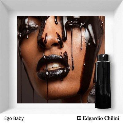 Edgardio Chilini, Ego Baby, chocolate fragrance