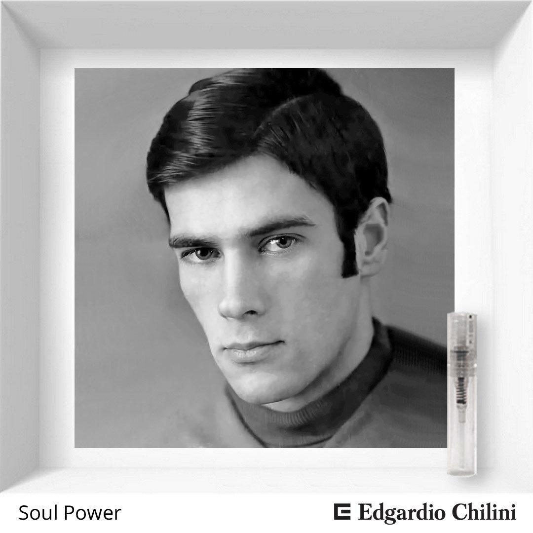 Edgardio Chilini Soul Power sample