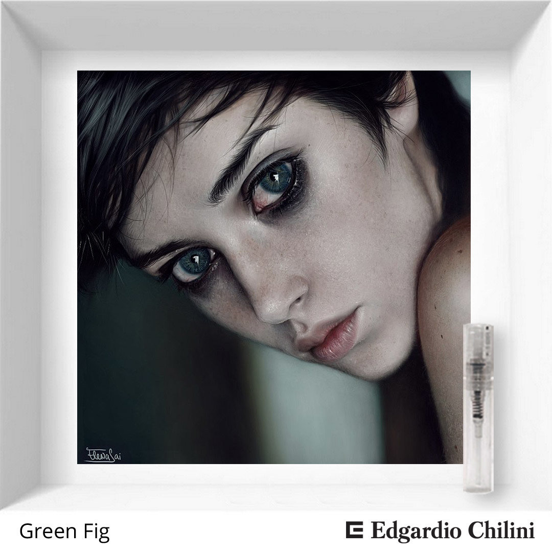 Green Fig Edgardio Chilini sample