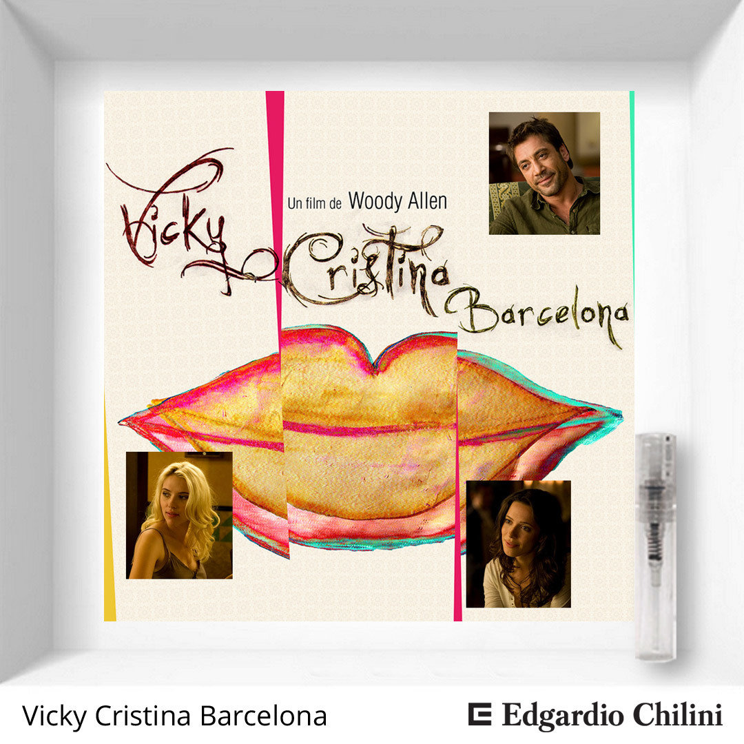 Природный аромат Vicky Cristina Barcelona, Edgardio Chilini, 2 ml