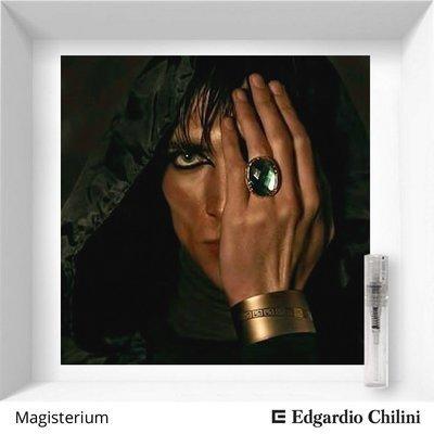 Edgardio Chilini Magisterium sample