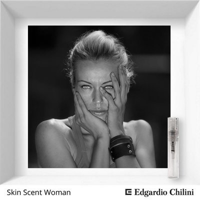 Edgardio Chilini Skin Scent Woman sample