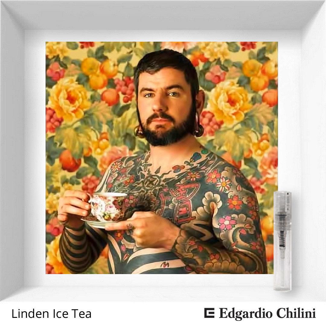 Edgardio Chilini Linden Ice Tea sample