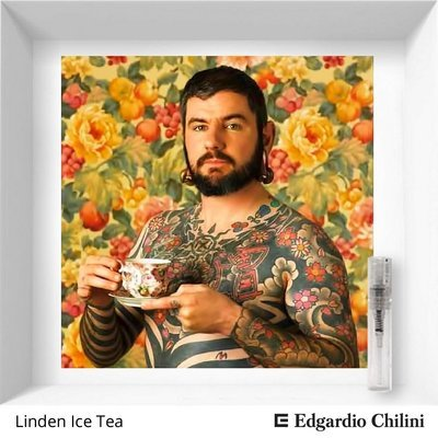 Edgardio Chilini Linden Ice Tea sample