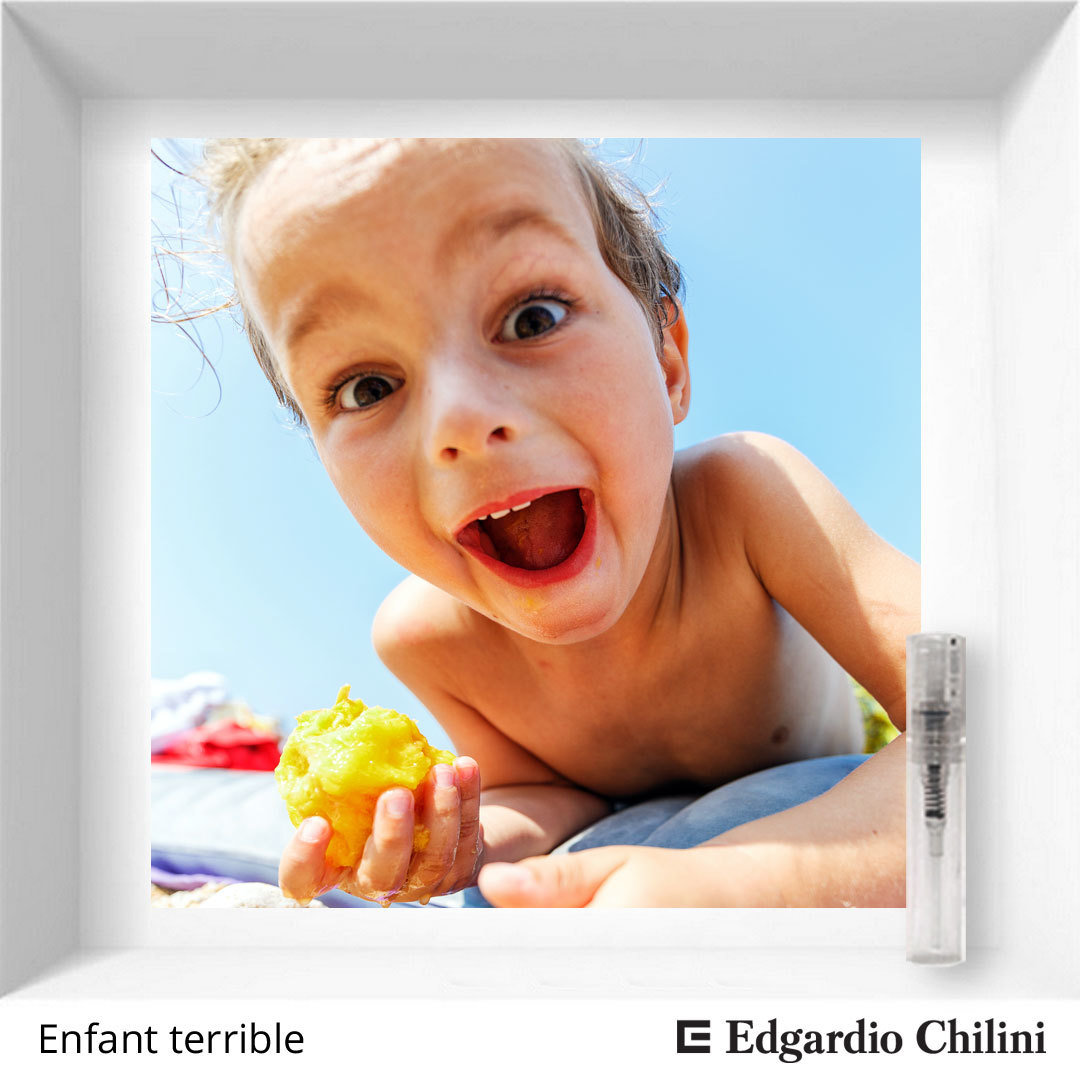 Edgardio Chilini Enfant terrible sample