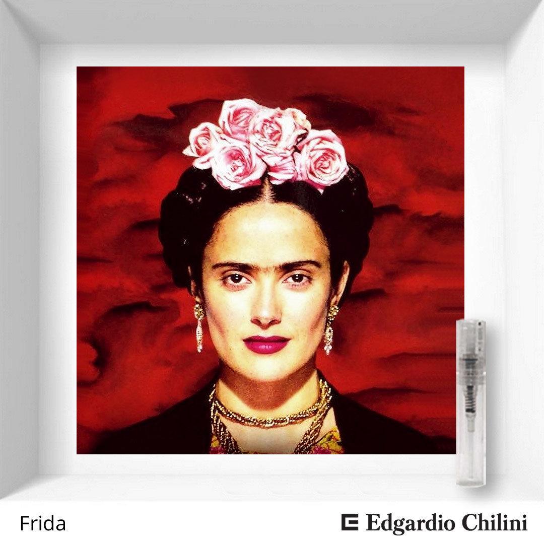 Цветочный аромат Frida, Edgardio Chilini, 2 ml