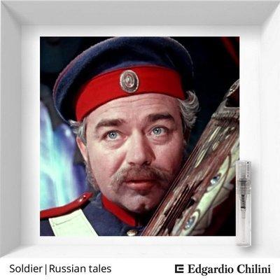 Edgardio Chilini Soldier Russian tales sample