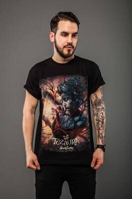 T-shirt HEARTCORE