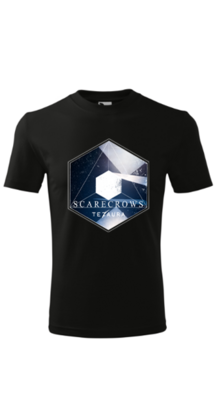 """T-Shirt SCARECROWS """"Shards"""""""
