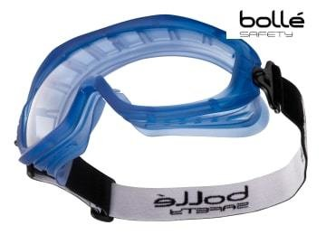 Bolle Atom Safety Goggles Vented