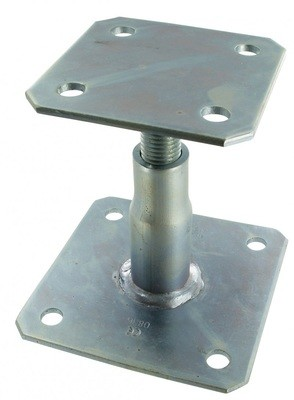 APB 100/150 Adjustable Post Base  100mm to 150mm